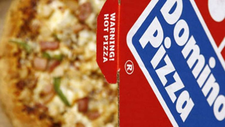 Dominos Accounts Selly