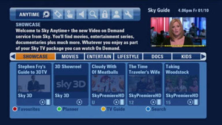 Sky Offers 600+ Films With HD Video On Demand | Science