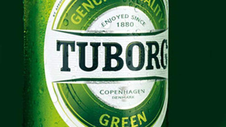 Tuborg Bottle