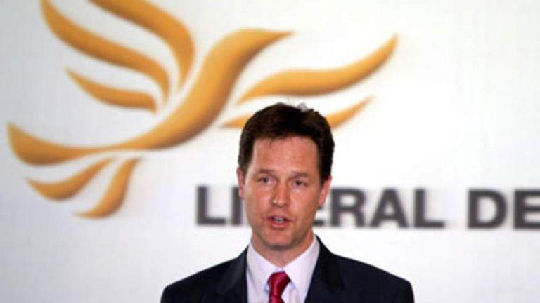 Clegg To Lib Dems: 'Keep Your Heads Up'   Politics News