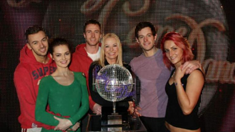 Strictly Stars Hope To Glitter In Dance Final | Ents & Arts
