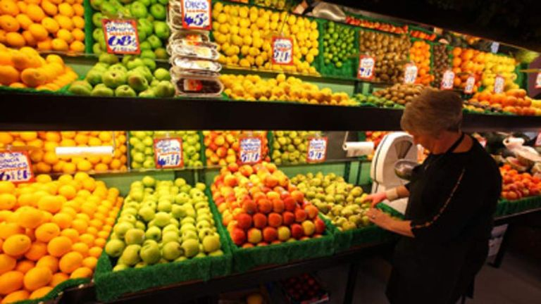 Uk food price drop won't last