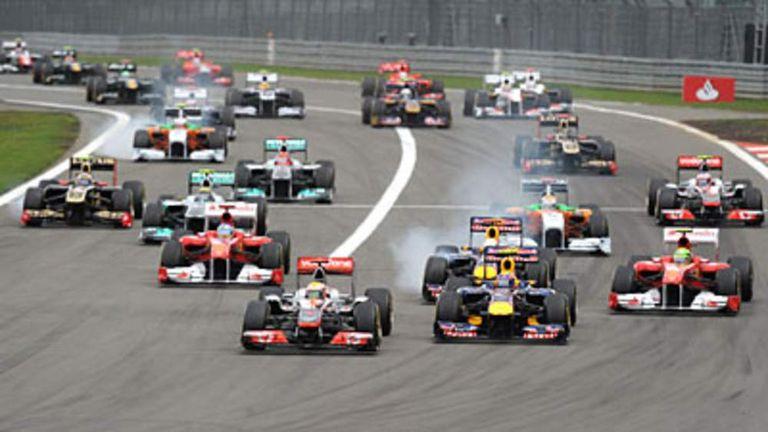 Sky Sports Takes F1 TV Pole Position | Business News | Sky News