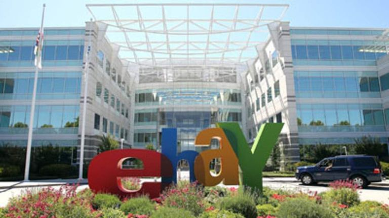 Boom Not Gloom For Firms Trading On Ebay Business News Sky News
