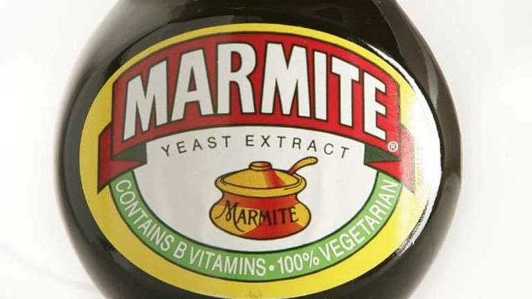 Marmite Seized In Canada Customs Crackdown | World News | Sky News
