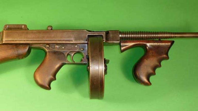 Stick 'Em Up: Bonnie And Clyde's Guns Auction | World News | Sky News