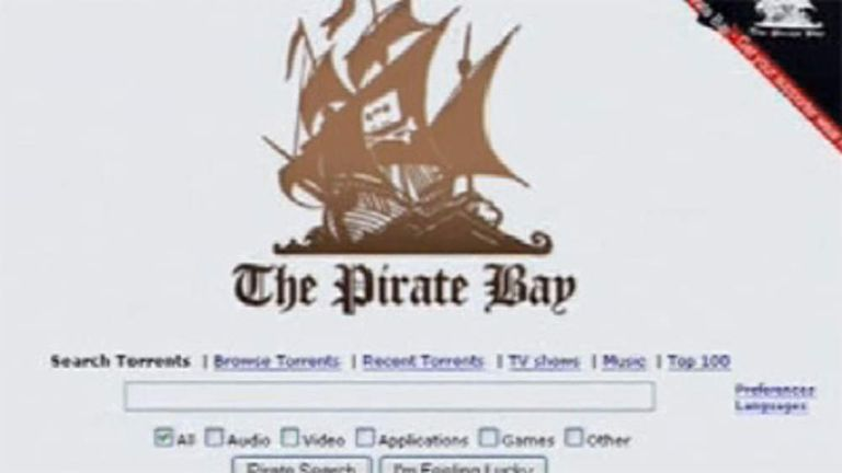 Pirate Bay Founder A Step Closer To Jail | Scoop News | Sky News