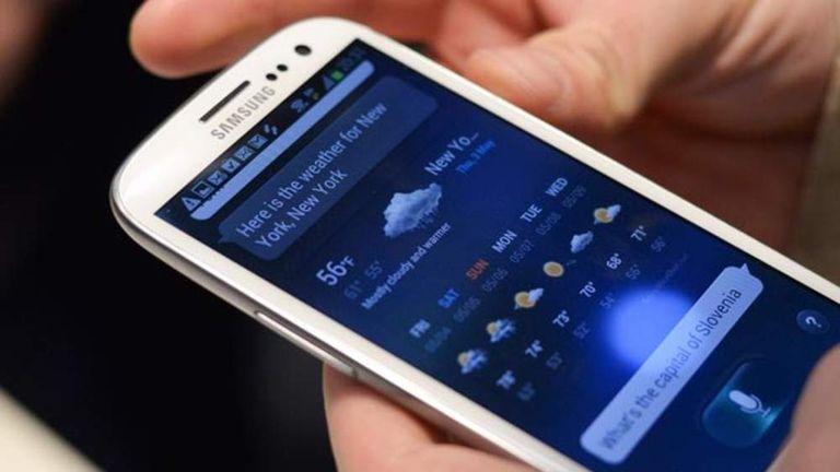 The Samsung Galaxy S3