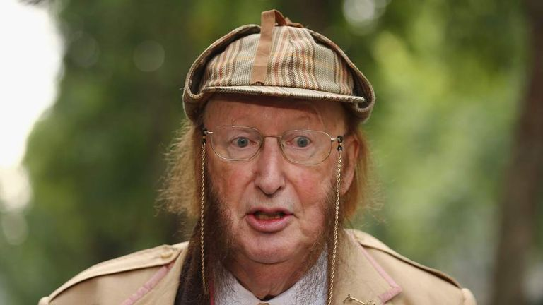 John McCririck Tribunal Against Age Discrimination Begins