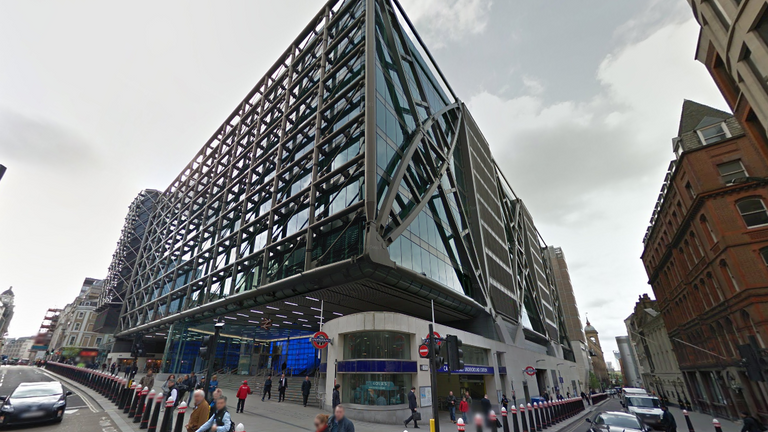 One of the deals that has fallen through is the £500m Cannon Place project in Central London