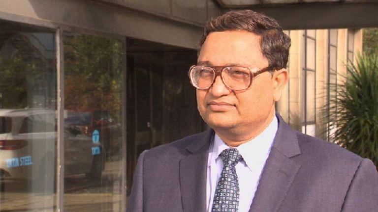 Bimlendra Jha is an executive director of Tata Steel