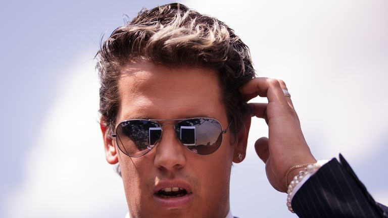 Right-wing provocateur Milo Yiannopoulos has been banned from Twitter