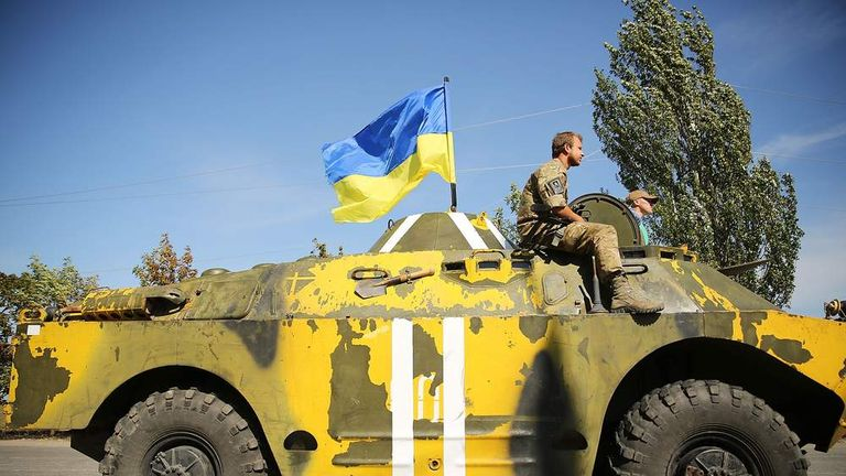 Cease Fire in Ukraine Fails to Stop Fighting