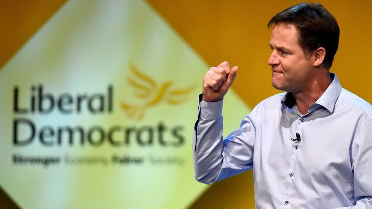 Who Is Nick Clegg?
