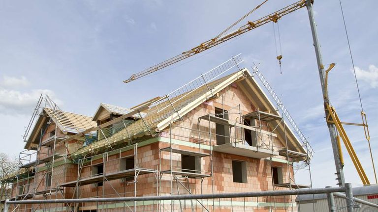 PM Steps In To Boost House Building