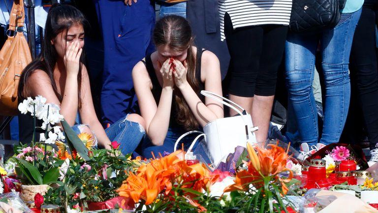 David Ali Sonboly killed nine people before turning the gun on himself