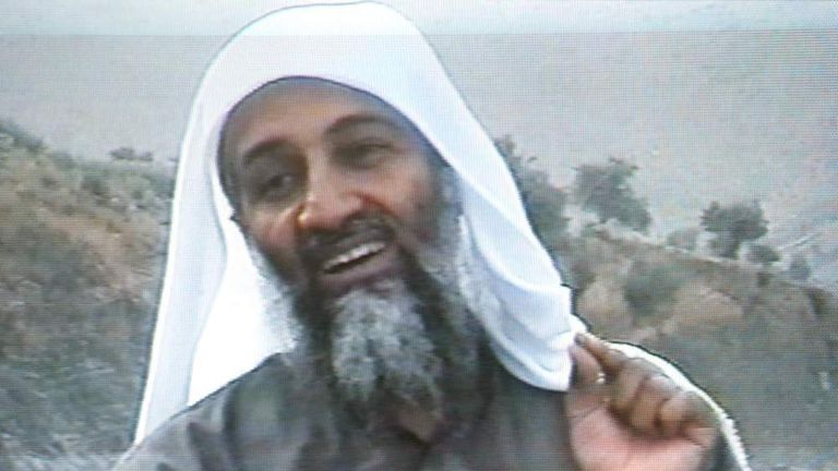 Bin Laden Hunt Movie Trailer Released | Ents & Arts News | Sky News
