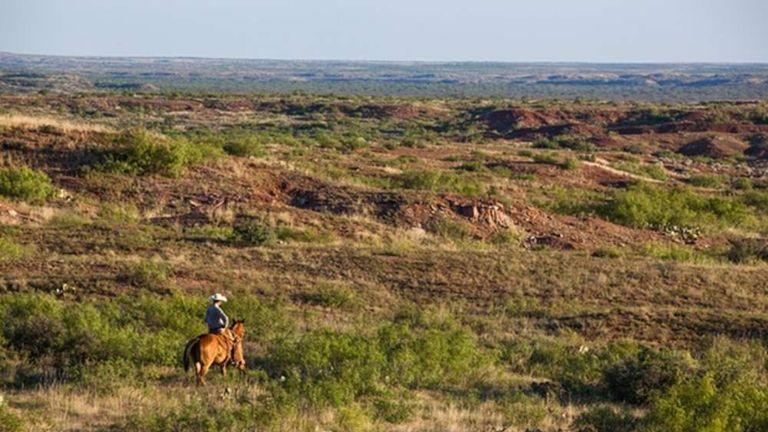 WT Waggoner Estate Texas
