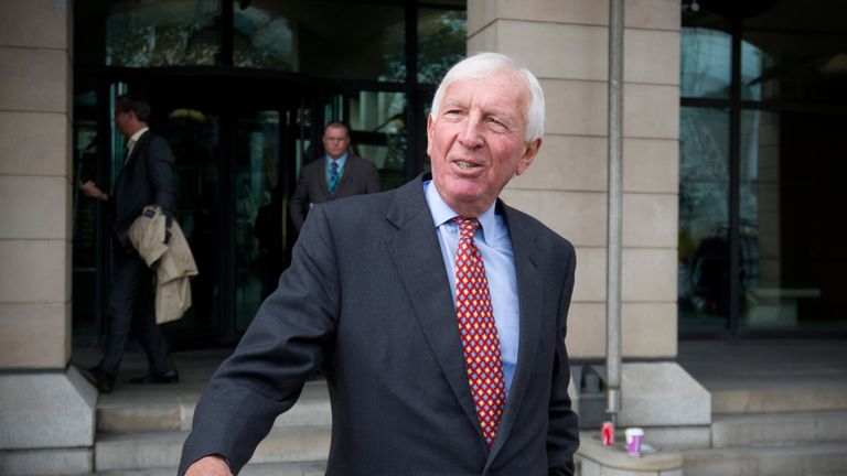 Setl's chairman Sir David Walker, the former chairman of Barclays