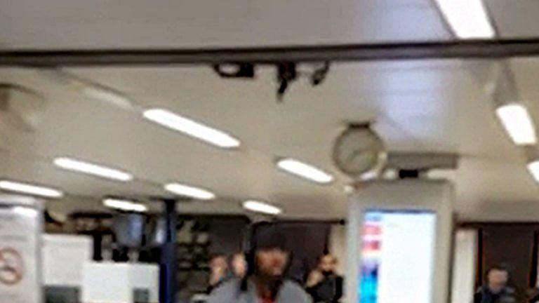 Muhiddin Mire, who randomly attacked strangers at Leytonstone Underground station on 5 December, 2015
