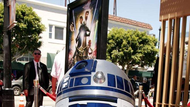 Star Wars' R2-D2
