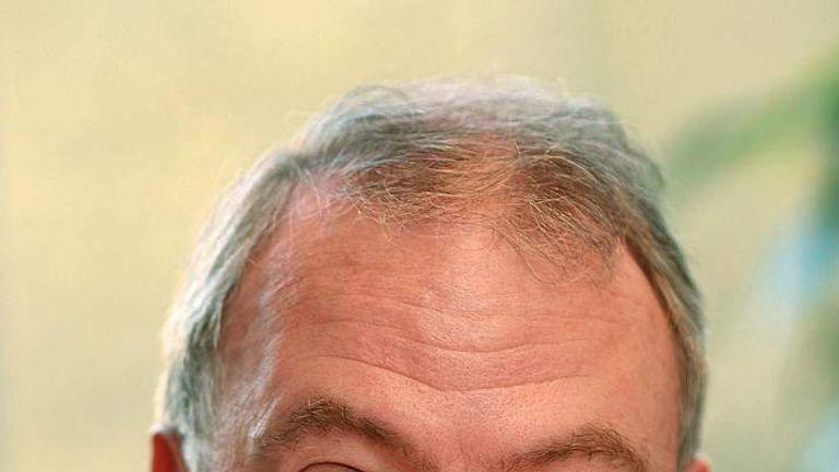 NHS chief Sir Bruce Keogh
