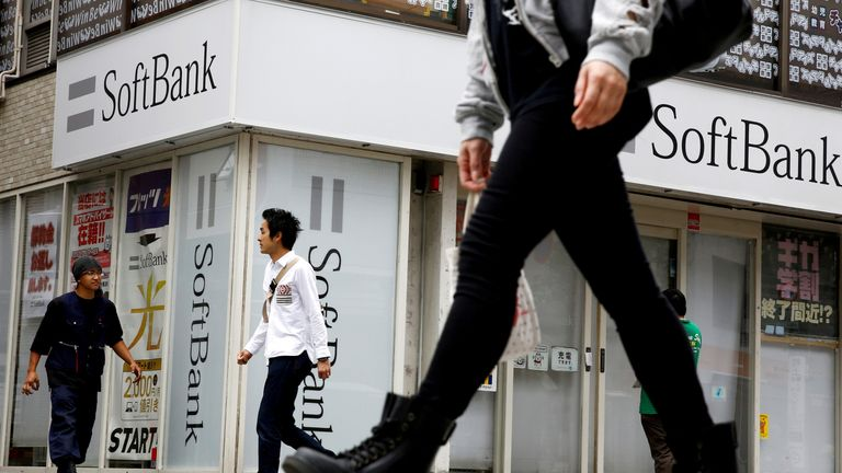SoftBank has agreed to buy ARM Holdings