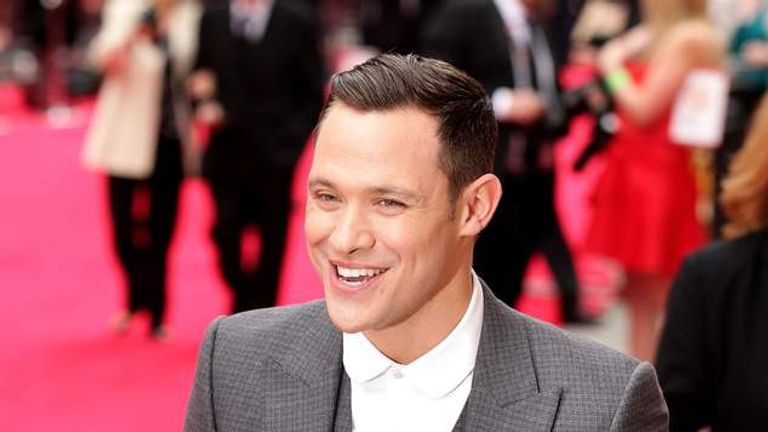 Will Young Calls For End To 'Gay' As School Slur | Ents & Arts News | Sky  News