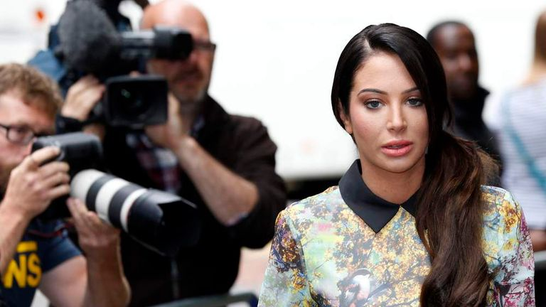 Fake Sheikh' Charged Over Tulisa Drugs Trial | UK News | Sky