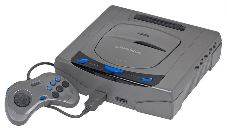 The clunky console was released in 1994 but was a commercial flop