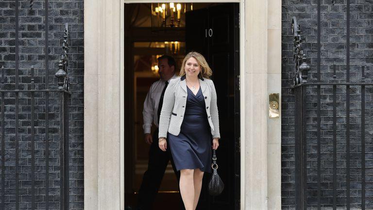 Karen Bradley is Culture Secretary