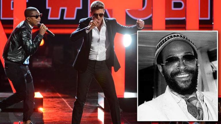 Pharrell Williams was ordered to pay $7.3m to Marvin Gaye's family