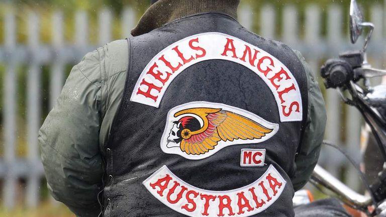 Australia: Police Raid Hells Angels' Lairs | World News | Sky News
