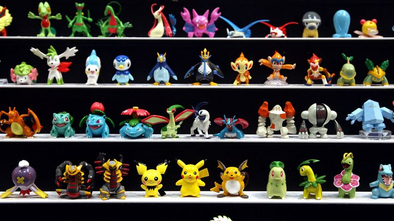 Pokemon Go features the original line-up of Pokemon