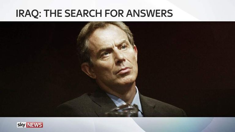 Iraq: The Search For Answers