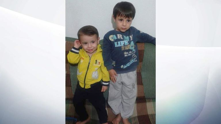 The Syrian refugee boys who drowned between Turkey and Kos