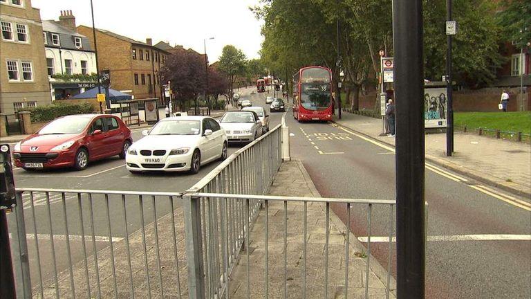 Bus lane camera fines