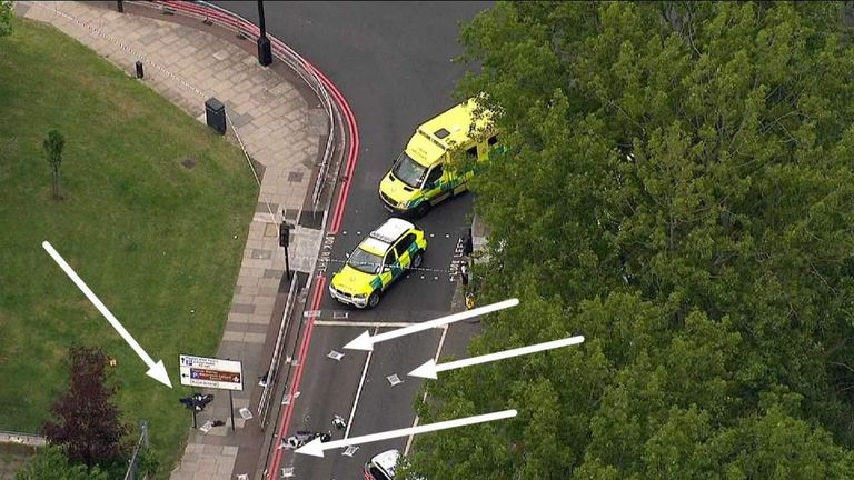 Woolwich: Scene Of The Attack