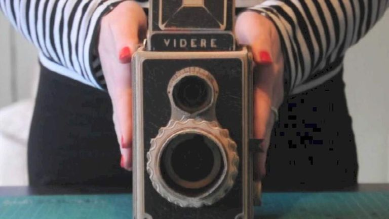 The Videre Pinhole Camera By Kelly Angood