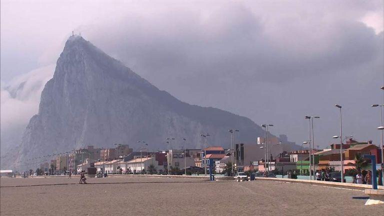 Spain cleared in Gibraltar border checks row
