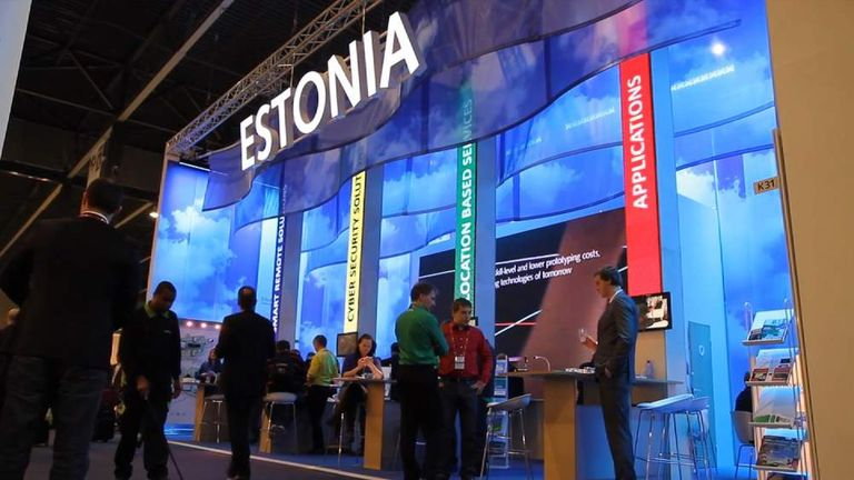 Estonia Displays Tech Prowess At Mobile Show