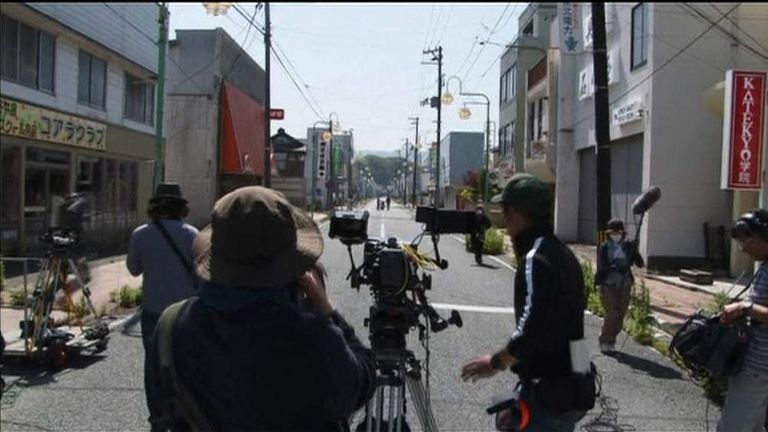 Japan's Fukushima Film Hits Cinemas