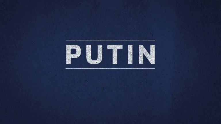 A Sky News special report on the Russian President, Vladimir Putin.