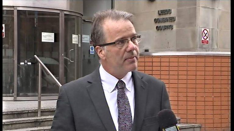 Teacher Stabbing Boy To Face Court In Leeds Uk News Sky News