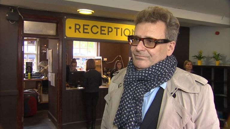 Comedian Greg Proops on working with Robin Williams