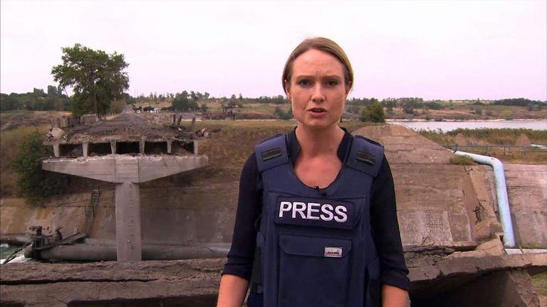 Katie Stallard on life trapped between Ukraine's front lines