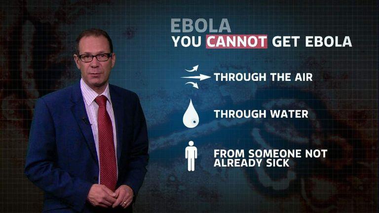 THOMAS MOORE explainer on Ebola