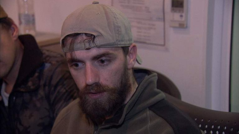 Jamie Read Ex-soldier fought with Kurds in Syria