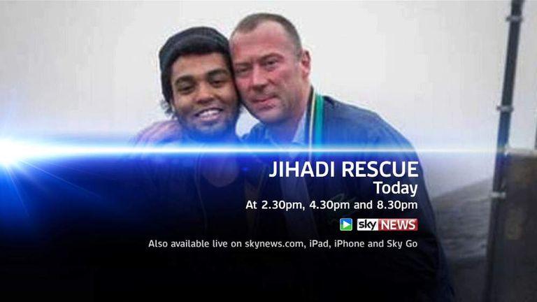 Jihadi Rescue