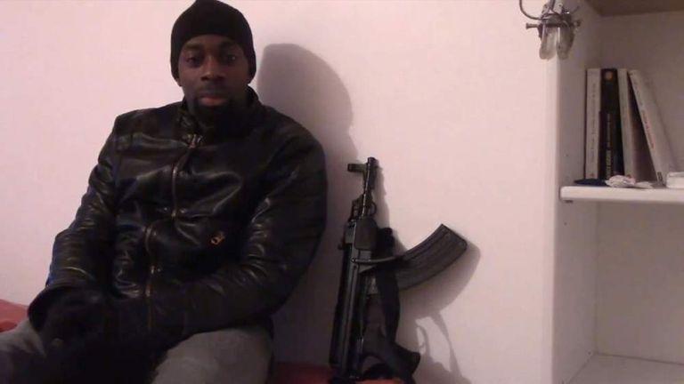 Gunman Amedy Coulibaly